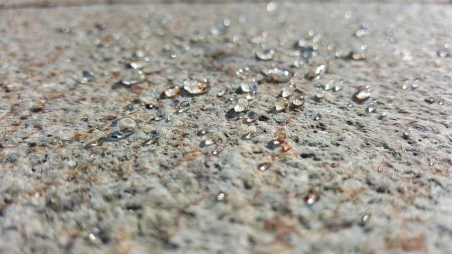 4ward360 pietra porosa con nanotecnologia