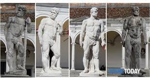 Conservare le statue con la Nanotecnologia