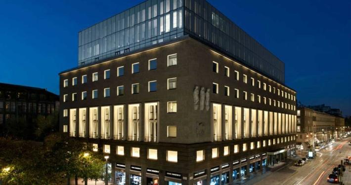 Hotel Armani Milano Trattamento nanotecnologico