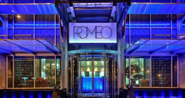 Hotel Romeo Napoli per Trattamento tappeti nanotecnologia