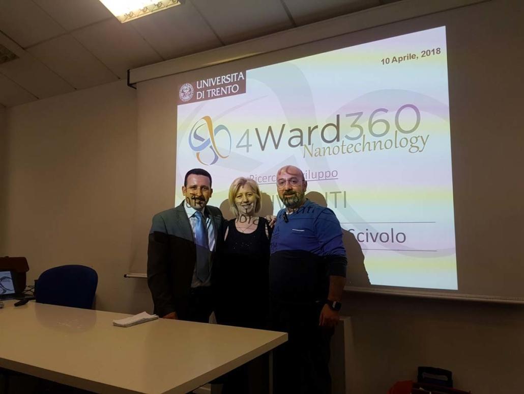 Lezione 4ward360 Universita di Trento