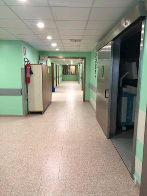 Ospedale Gavardo 4ward360