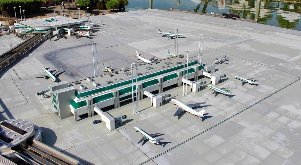 aeroporto roma nanotecnologie