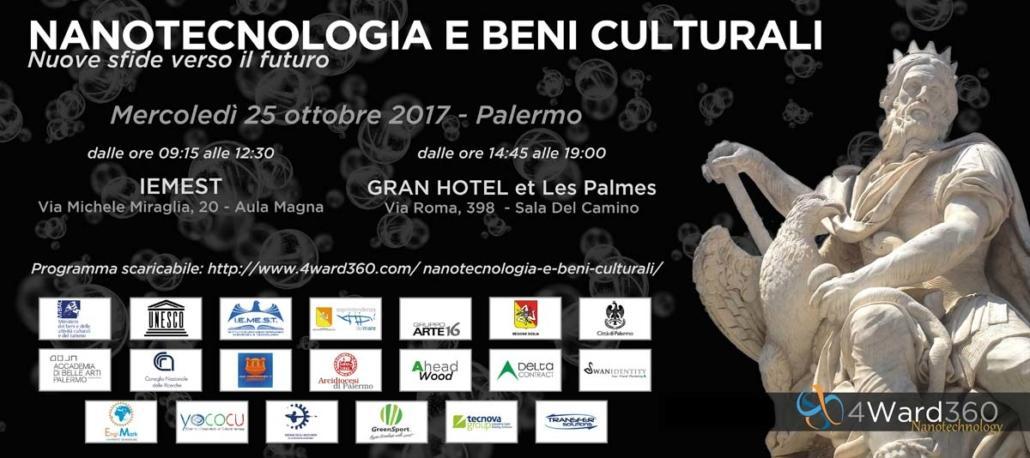 locandina Nanotecnologie e Beni Culturali 10 1