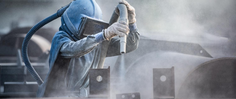 4ward360 pulizia superficie acciaio